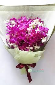 orchid bouquet lb0071 orchid bouquet floral d mora 花之屋语
