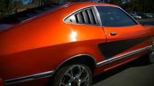 mustang 1975 cobra 1975 ford mustang ii