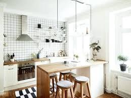 bar pour separer cuisine salon cuisine ouverte avec bar pour séparation sur le salon pour table