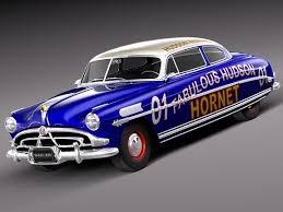 hudson hornet 1951 1954 model cars cars model car