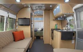 kitchen off road airstream trailer laundry sink cabinet gray