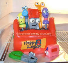 coolest homemade handy manny cakes