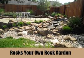 Rocks For The Garden How To Plan Your Own Rock Garden Design Your Own Attractive Rock