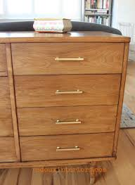 Drexel Heritage Dresser Of Treasures by How To Stain Midcentury Buffet With Cececaldwells