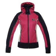 softshell bike jacket kingsland equestrian ariel softshell jacket pink new summer 2015