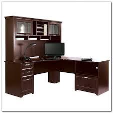 Realspace Magellan Corner Desk And Hutch Bundle Altra Chadwick Corner Desk Cool La Shape Bush Corner Computer