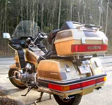1985 goldwing le limited edition