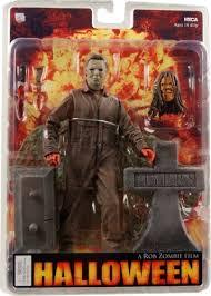 amazon com rob zombie u0027s halloween michael myers action figure by
