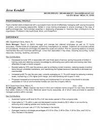 Best Program For Resume by 10 Store Manager Duties Resume Job Duties Store Manager Duties And