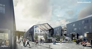 Boora Architects Boora Architects Envisions Mixed Use Concept Water Avenue Yards