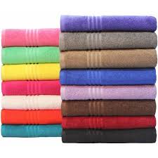 bath towel sets cheap mainstays essential true colors bath towel collection walmart