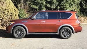 nissan armada 2017 usb 2017 nissan armada platinum test drive review