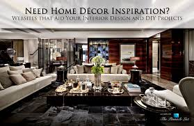 interior decorations home need home dã cor inspiration â websites that aid your interior