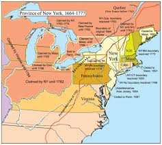 Map Of New York And Pennsylvania by Official Appalachian Trail Maps Official Appalachian Trail Maps