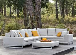 Manutti Zendo Corner Garden Sofa Garden Sofas Modern Garden - Modern outdoor sofa sets