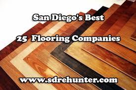 Laminate Flooring Manufacturers San Diego S Best 25 Flooring Companies In 2018