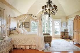Iron Canopy Bed Bedroom Pleasant Iron Canopy Bed Bedroom With White Curtain And