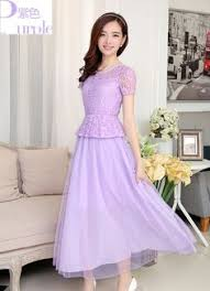 dress pesta model gaun pesta brokat yang elegan untuk pesta yang mewah iken