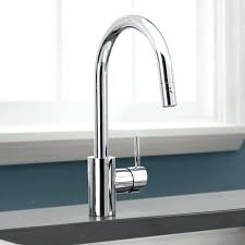 grohe bridgeford kitchen faucet k7 single lever sink mixer grohe kitchen faucet hose leak grohe