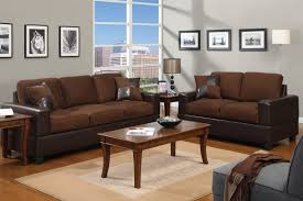 Living Room Ideas With Brown Couch Luxury Chocolate Brown Sofa 82 For Your Living Room Sofa