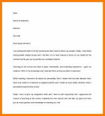 10 resign letter for retail resumes
