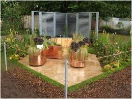 garden inspiring small landscaping ideas green grass vine plants