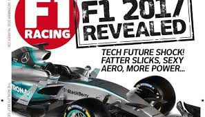 2017 formula 1 regulations cover story marco van overbeeke
