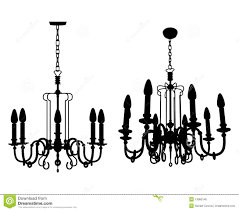 Free Chandelier Clip Art Luster Chandelier Vector 08 Royalty Free Stock Image Image 13966146