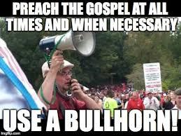 Preach Meme - street preacher memes jesse morrell biblical truth resources