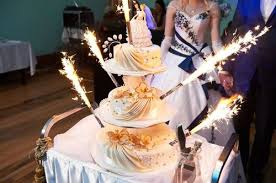 Sparklers Birthday Cake Sparklers Wedding Cake Sparklers Cake Candle Club