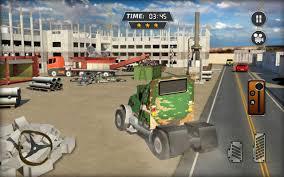 dump truck crusher junkyard monster crane driver android apps
