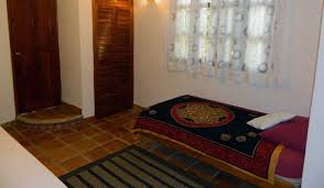 Floor Level Bed Penthouse Casa Freud