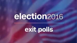 exit polls 2016