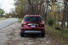 Ford Escape Titanium - 2014 ford escape titanium 22 of 34 motor review
