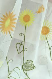 Sunflower Yellow Curtains by Online Shop Slow Soul Sunflower Curtain Yellow Bedroom Living Room
