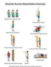 The Best Shoulder - best 25 bursitis shoulder ideas on physical therapy