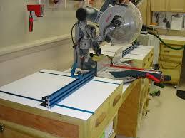 Wood Saw Table 33 Best Workshop Stations 4 Miter Saw Images On Pinterest