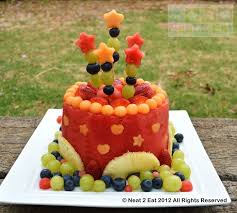 12 fruit cake images fruit birthday cake