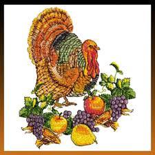 large thanksgiving turkey balboa threadworks