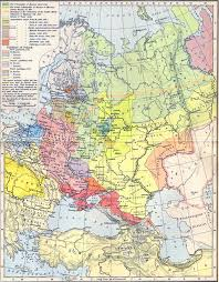 Map Of Europe 1800 by Ivan Iv The Terrible 1530 1584