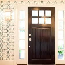 Beadboard Exterior - white front door with sidelight images google search