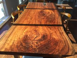Slab Dining Room Table Walnut Slab Dining Room Table Build Album On Imgur
