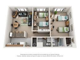 studio 2 bed apartments meridian on college avenue