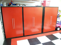 Build Wood Garage Cabinets by Build Garage Shelves The Most Suitable Home Design