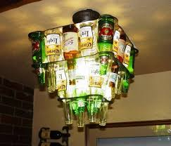 Beer Bottle Chandelier Diy 39 Amazing Ideas That Will Make Your Home Cool And Fun