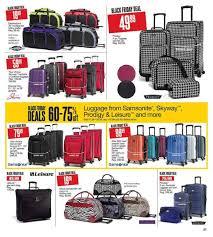 luggage deals black friday kohl u0027s black friday 2013 ad find the best kohl u0027s black friday