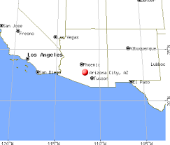 az city map arizona city arizona az 85123 85193 profile population maps