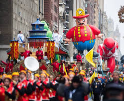 macy s thanksgiving day parade 2016 route map and lineup