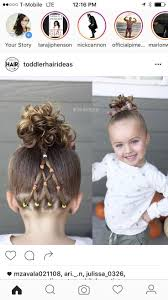 Hairstyles For Toddlers Girls by 414 Best Toddler Hairstyles Images On Pinterest Hairstyles