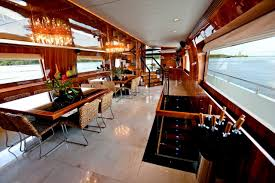 Interior Luxury by Zenith Yacht Brazil The Zenith Represents The Absolute Height Of